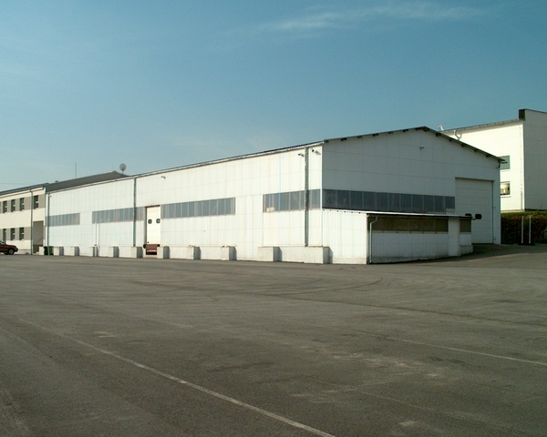 Lease of warehouse in Czech republic Gold Service